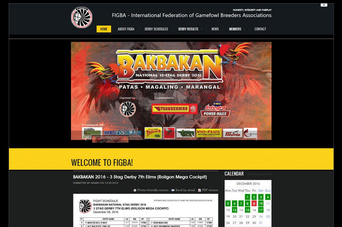 International Federation of Gamefowl Breeders Associations (FIGBA